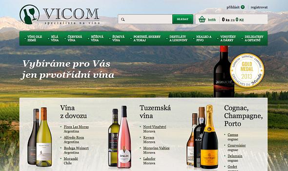 Vicom-vino.cz