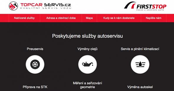Kvalitní autoservis TopcarServis.cz