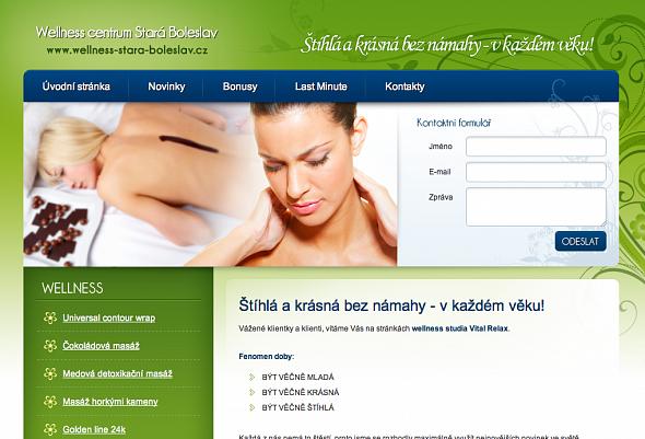 Wellness centrum Stará Boleslav