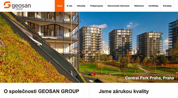 Geosan Group a.s.