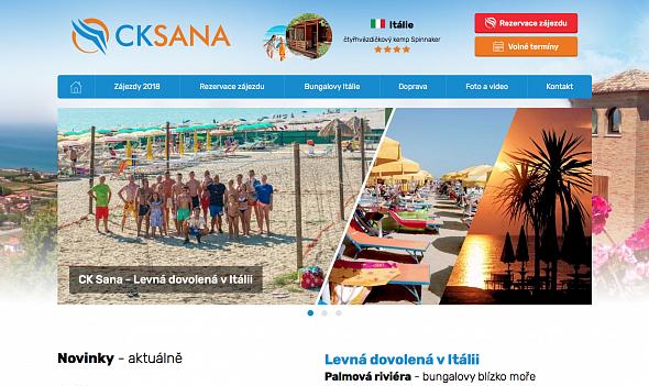 SANA - cestovní kancelář a agentura