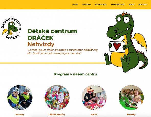 Dětské centrum DRÁČEK - Nehvizdy